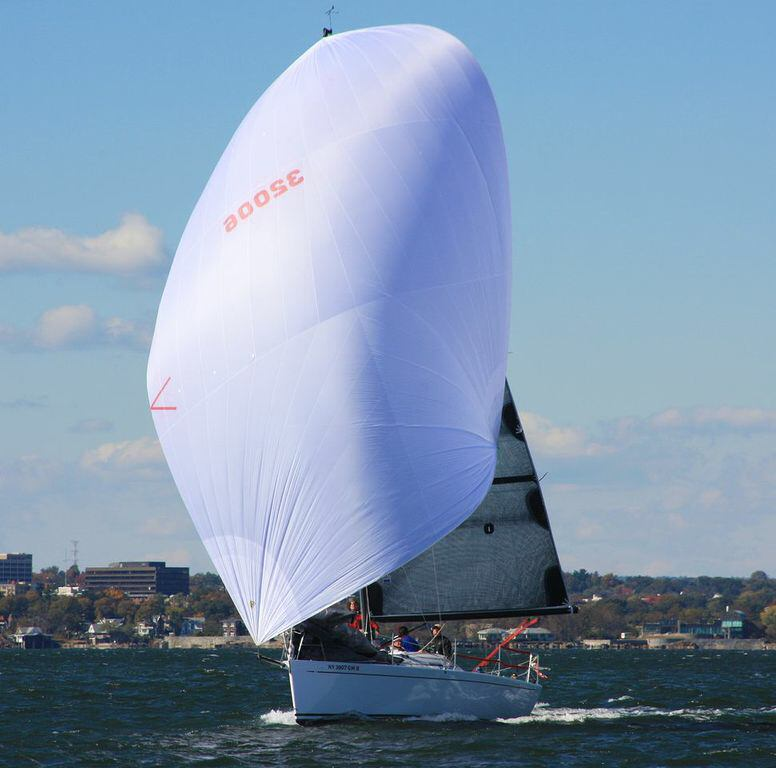 Planing Downwind