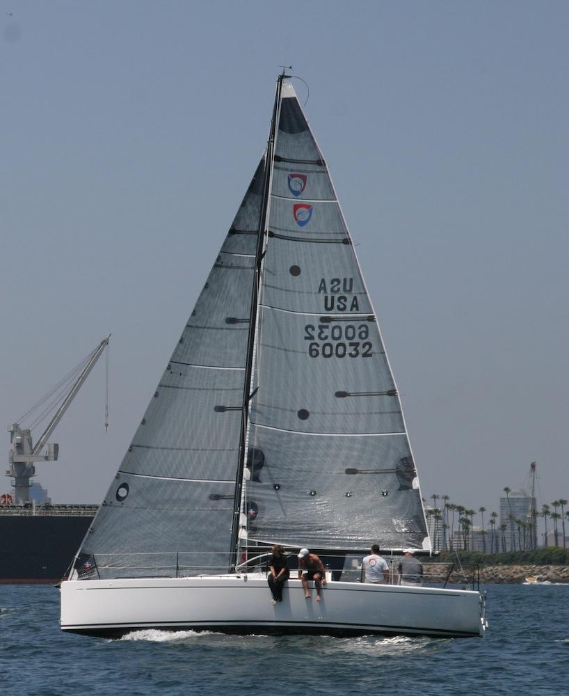 Sailing Upwind